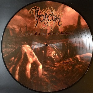 Throneum - Ceremonial Abhorrence And Darkness